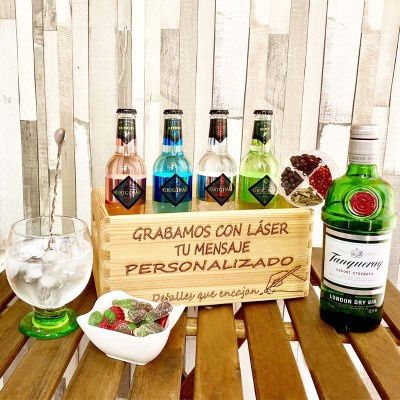 Pack Tanqueray